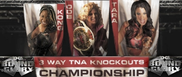 TNA Bound for Glory: October 18, 2009!